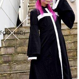 ACDC RAG Nun Dress