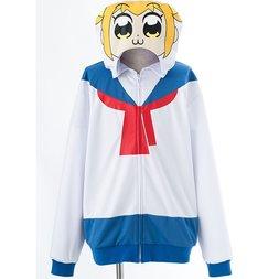 Pop Team Epic Popuko Costume Hoodie
