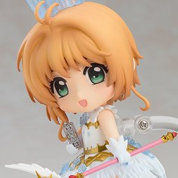 Nendoroid Cardcaptor Sakura: Clear Card Sakura Kinomoto: Clear Ver.