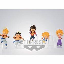 Dragon Ball Super World Collectable Figure: Saiyans' Bravery Vol. 2
