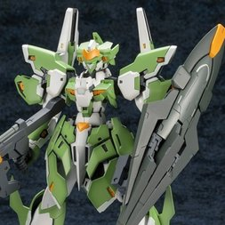 Super Robot Wars: Original Generations Raftclans Faunea Model Kit