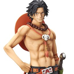 One Piece Grandista -The Grandline Men- Portgas D. Ace