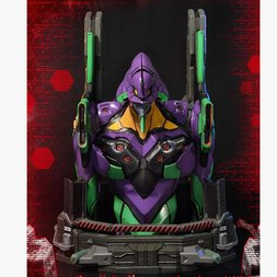 Rebuild of Evangelion Eva Test Type Unit-01 Premium Bust