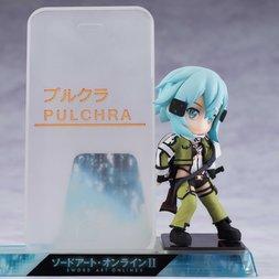 Bishoujo Character Collection Smartphone Stand No. 08: Sword Art Online II Sinon (Re-run)