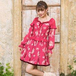 LIZ LISA Bouquet Hearts Dress