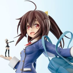 Frame Arms Girl Ao Gennai 1/7 Scale Figure