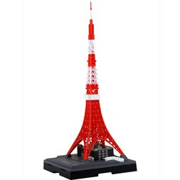 Geocraper Landmark Unit: Tokyo Tower 1/2500 Scale Model