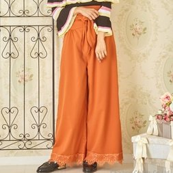 Swankiss Honey Gaucho Pants