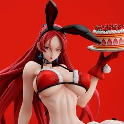 Valkyria Chronicles Duel Juliana Everhart -X'mas Party- 1/7 Scale Figure
