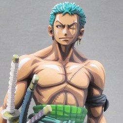 One Piece Master Stars Piece: Roronoa Zoro - Manga Dimensions