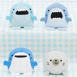 Same-Z Small Plush Mascots