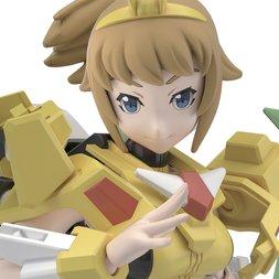 HGBF 1/144 Scale Gundam Build Fighters Winning Fumina