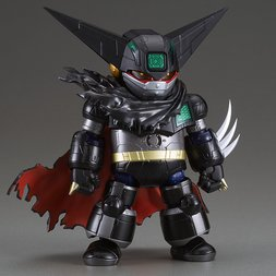 AA Alloy Getter Robo Black Getter