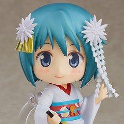 Nendoroid Puella Magi Madoka Magica the Movie Sayaka Miki: Maiko Ver.
