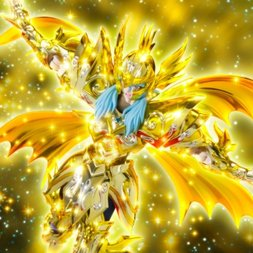 Saint Cloth Myth EX Saint Seiya -Soul of Gold- Pisces Aphrodite (God Cloth)