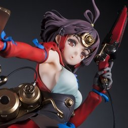 Hdge Technical Statue No. 17: Kabaneri of the Iron Fortress Mumei