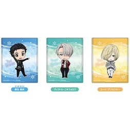 Nendoroid Plus: Yuri!!! on Ice Folding Mirrors