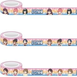 Idolm@ster Cinderella Girls Theater Masking Tape Vol. 2