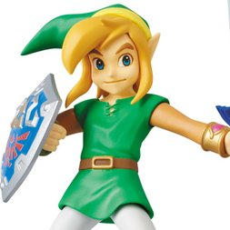 Ultra Detail Figure Legend of Zelda: Triforce of the Gods Link