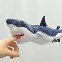 Great White Shark Plushie