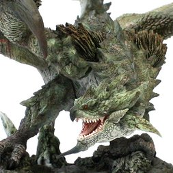 Capcom Figure Builder Creators Model Monster Hunter Rathian (Re-run)
