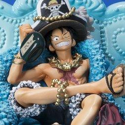 Figuarts Zero One Piece: Monkey D. Luffy -One Piece 20th Anniversary Ver.-