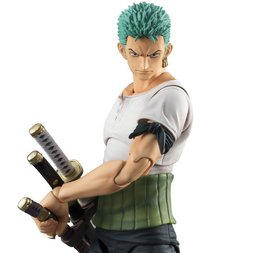 Variable Action Heroes One Piece Zoro Past Blue