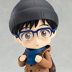 Nendoroid Yuri!!! on Ice Yuri Katsuki: Casual Ver.