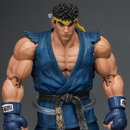 Storm Collectibles Street Fighter V Ryu -Special Edition Blue Ver.-