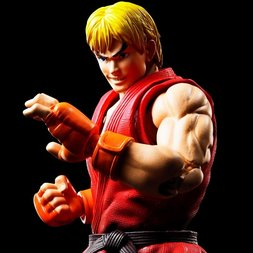 S.H.Figuarts Street Fighter IV Ken Masters