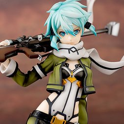 Sword Art Online II Sinon 1/7 Scale Figure (Re-run)