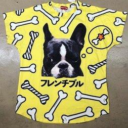 ACDC RAG Bulldog T-Shirt