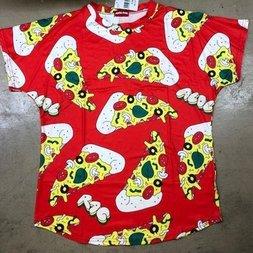 ACDC RAG Pizza T-Shirt