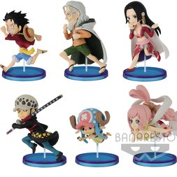 One Piece World Collectable Figure: History Relay 20th Vol. 4