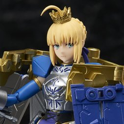 Armor Girls Project Fate/Grand Order Saber Arturia Pendragon & Variable Excalibur