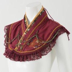 Ozz Oneste Kimono-Style Detachable Collar