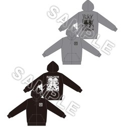 Re:Zero -Starting Life in Another World- Ram and Rem's Birthday Life Full Zip Hoodie