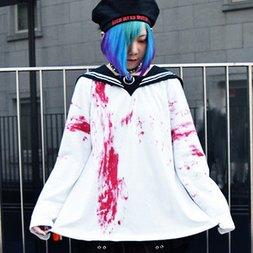 ACDC RAG Blood Sailor Long Sleeve T-Shirt