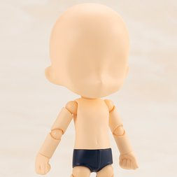 Cu-poche Extra: Male School Swimsuit Body (Re-run)