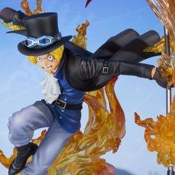 Figuarts Zero One Piece Sabo Fire Fist