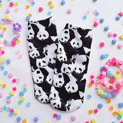 ACDC RAG Panda Socks