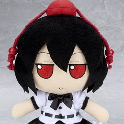 Touhou Project Plush Series #33: Fumo-fumo Aya Shameimaru (Re-run)