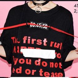 ACDC RAG 45:50 T-Shirt Dress