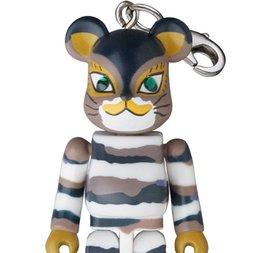 BE@RBRICK Tiger Cat 70%