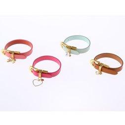 Honey Salon Honey Leather Bracelet