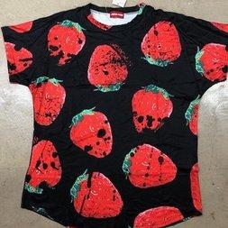 ACDC RAG Strawberry T-Shirt