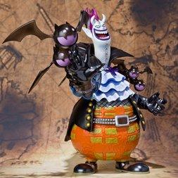 Figuarts Zero One Piece Gecko Moriah