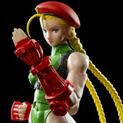 S.H.Figuarts Street Fighter V Cammy