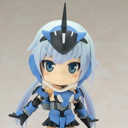 Cu-poche Frame Arms Girl Stylet