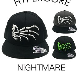 HYPER CORE Nightmare Snapback Cap